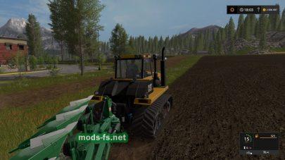 Caterpillar 75C для FS 17