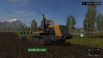 Caterpillar 75C mods