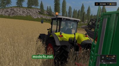 CLAAS ARION 650F mods