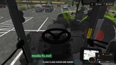 Пак тракторов CLAAS