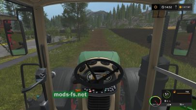 FENDT VARIO 1000 FULL EDITION