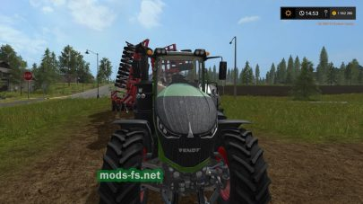 FENDT VARIO 1000 FULL EDITION mods