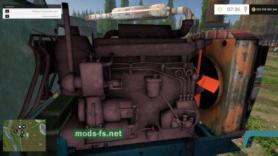 МТЗ 80 для игры Farming Simulator 2015