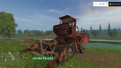 СКД-5 дляFarming Simulator 2015