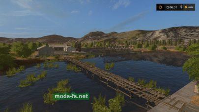 Мост в FS 2017