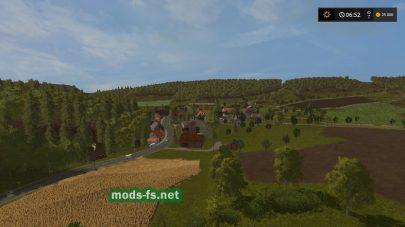 SUDHARZ для игры Farming Simulator 2017