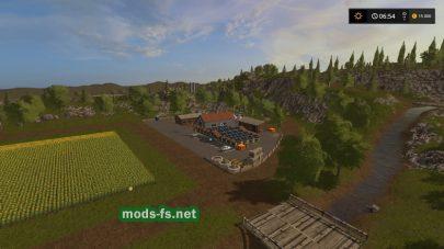 Скриншот карты HAGENSTEDT