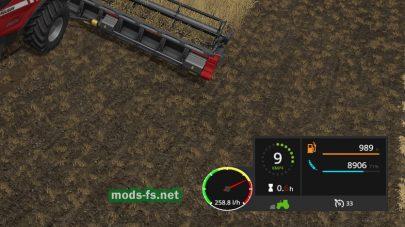 Мод Fuel Adjust