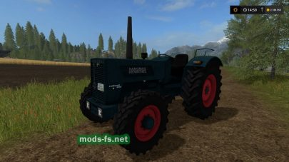 Hanomag Robust 900A