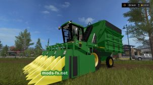 John Deere 9956 Cotton Harvestor