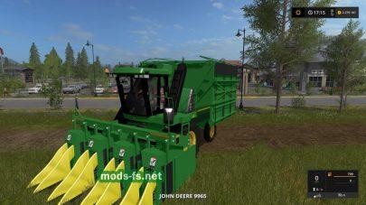 John Deere 9956 mods FS 17