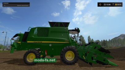 JOHN DEERE T SERIES OFFICIAL FS 17
