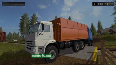 Мод КамАЗ 68900R