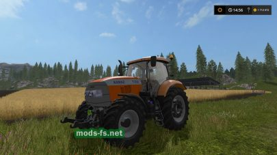 KAMAZ T-215 для Farming Simulator 2017