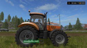 Мод трактора KAMAZ T-215