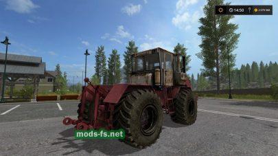 kirovec k-710 mods