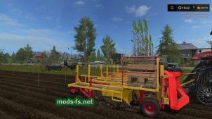 Устройство для посадки деревьев в FS 17