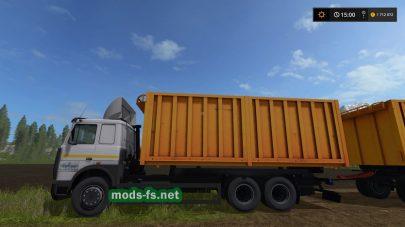 maz-6303 mods