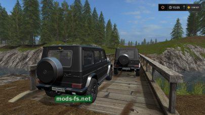 Мод MERCEDES-BENZ G65