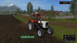 Мод трактора МТЗ-82.1