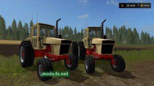 Мод трактора CASE 70 SERIES