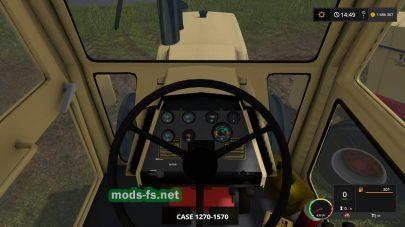 CASE 70 SERIES mods