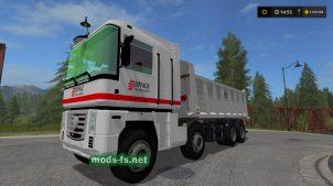Мод грузовика RENAULT MAGNUM