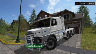 SCANIA 112E mods