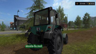 Мод ЮМЗ-8240 для FS 17