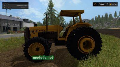 Мод трактора VALMET 118