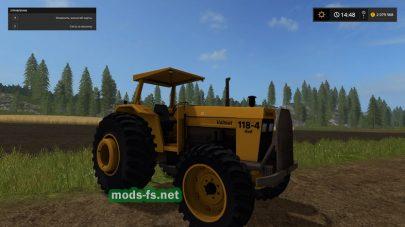 Мод трактора VALMET