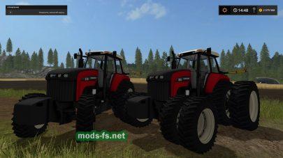 Мод трактора VERSATILE SERIES