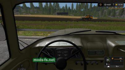 Мод грузовика ЗИЛ-131
