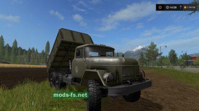 ЗИЛ-131 для FS 17