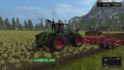 Трактор Fendt Vario T для FS 17