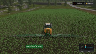 Amazone Sprayer mods