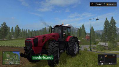 Модификация трактора Беларус 4522