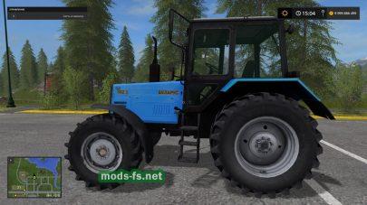 Мод трактора Беларус 892