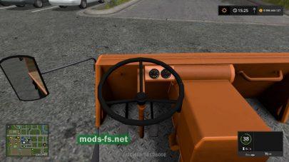 BUCHER TRL2600 mods