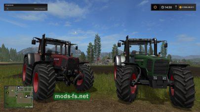 Мод трактора FENDT FAVORIT 800