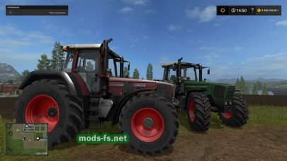 FENDT FAVORIT 800 mods