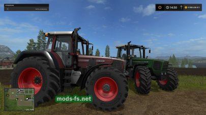 FENDT FAVORIT 800 mods