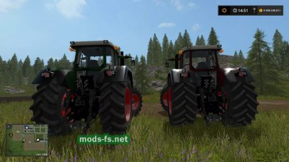 FENDT FAVORIT 800 FS 17