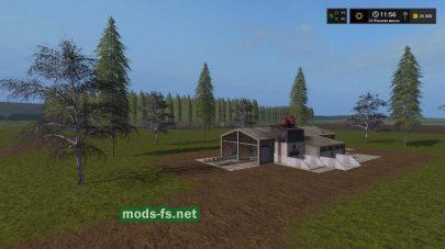 Скриншот карты MIDWESTUSA