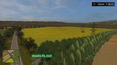 Скриншот карты Bohemia Country
