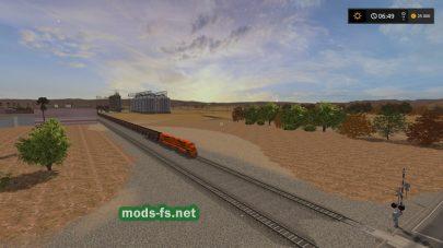 CALIFORNIA для Farming Simulator 2017
