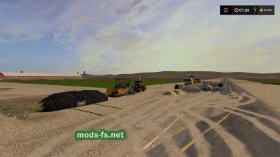 США в игре Farming Simulator 2017