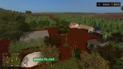 Мод карты Rancho Paraiso