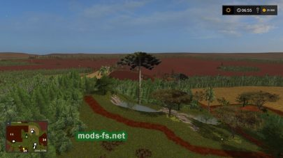 Скриншот карты Rancho Paraiso