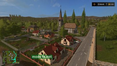 Мод карты Klingenbach Season Ready
